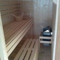 Ejemplo de trabajos de carpintería: sauna